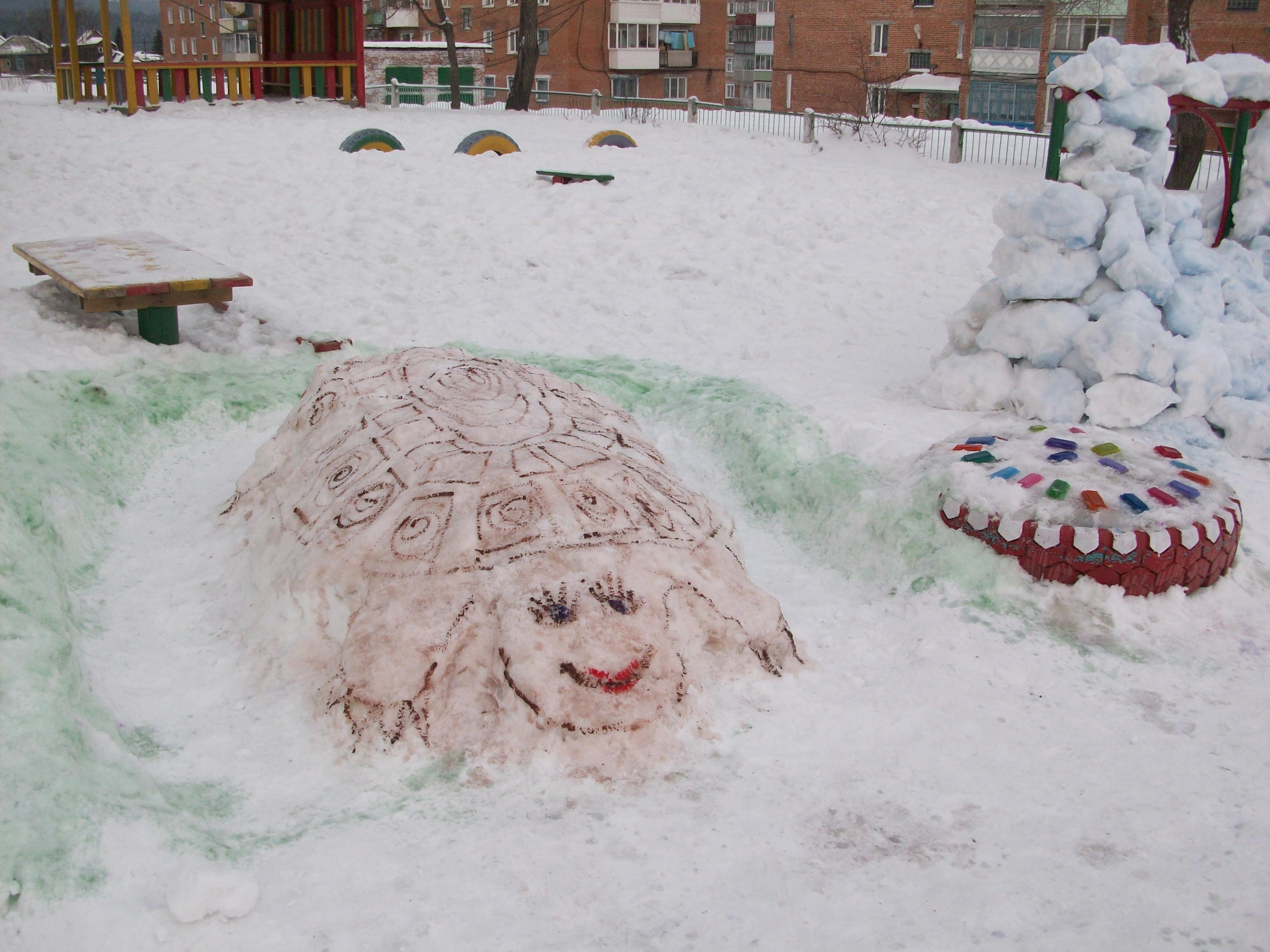 Для детей своими руками зимой 149